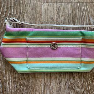 Mini Multi-Colored Coach handbag